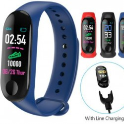 Fitness Armbånd-Hold styr på din aktivitet, kalorier, søvn og meget mere