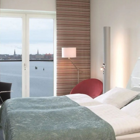 Rejse & Ferie: Ophold for 2 på 4★ Copenhagen Island inkl. cava, morgenmad og leje af cykel
