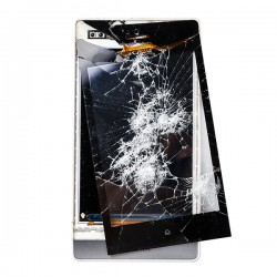 iPhone skærm skifte eller batteriskifte hos All Phone Fix i Charlottenlund
