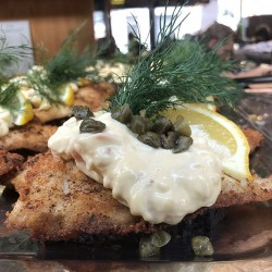Restaurant Hereford - 6 stk. luksus højtbelagt smørrebrød - Nyd i restauranten eller bestil som Take Away